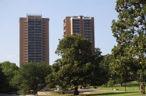 Re-Guinnovated: Denton's tallest building gets face lift