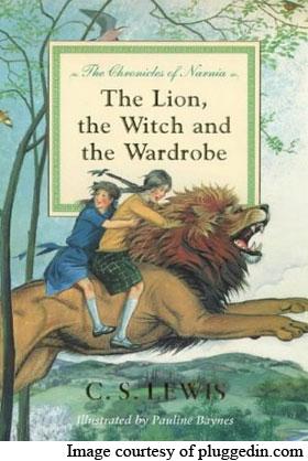 lionwitchwardrobecover
