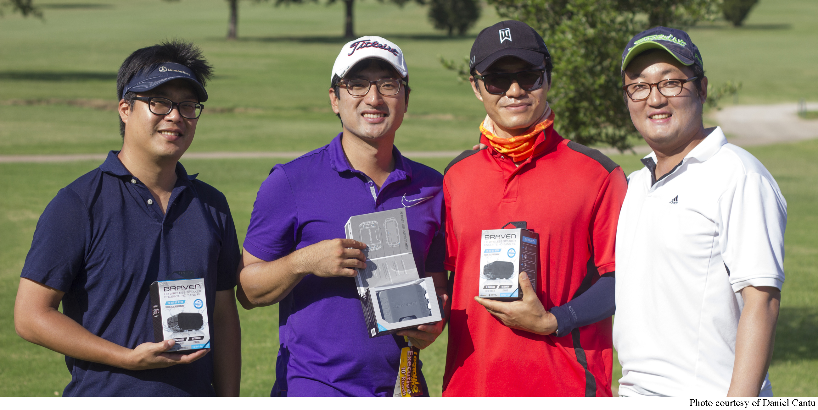 The July 2015 winning team, Kwon 3D, will remain the team to beat this spring.