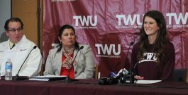 8 TWU volleyball players recovering from hospitalization