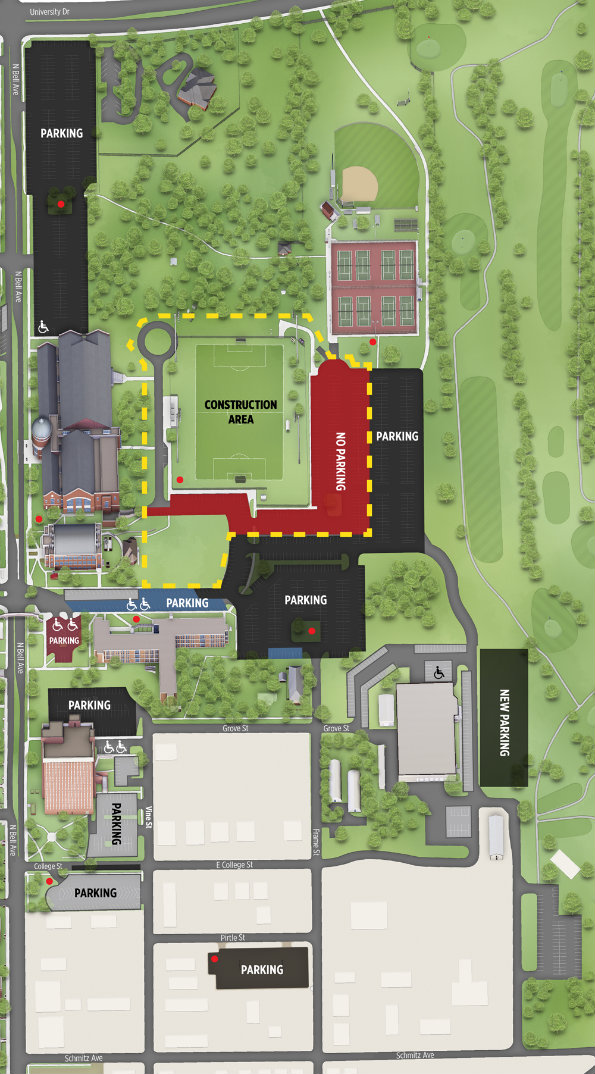 Parking update: permits and shuttles - on university of houston campus, unt dallas campus, ladies of dallas campus, uta dallas campus, utd dallas campus,