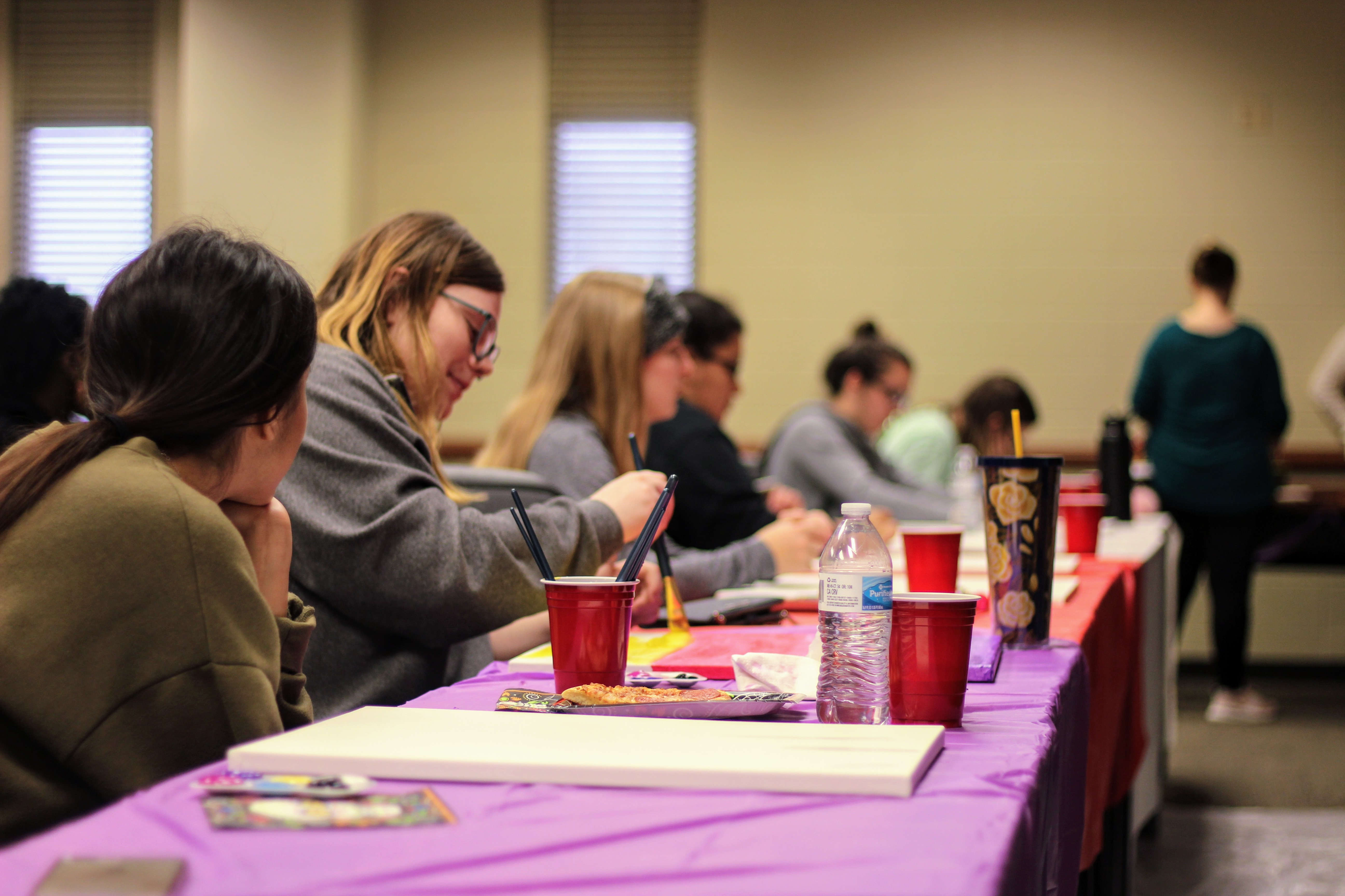 Day of the Dead painting event emphasizes crafts, accessibility – – DIY Adopt